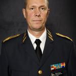 Brigadgeneral Stefan Andersson. Foto: Johan Lundahl/Combat Camera