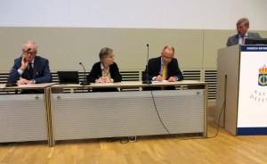 Panelen ger sin syn på militära tänkande inom stormakterna