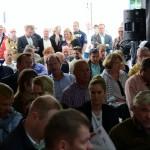Seminarierna var mycket välbesökta och vid flera tillfällen räckte inte lokalerna till utan delar av publiken fick stå utanför. Foto: Per Klingvall