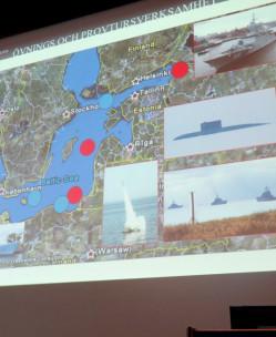 Östersjöproblematik enligt Bengt Lundgren