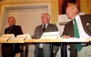 Fr v Ulf Henricsson, Bo Pellnäs och Mats Bergquist