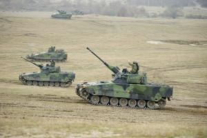 Foto: Niklas Ehlen, Combat Camera/ Försvarsmakten.