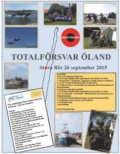 Totalförsvar Öland