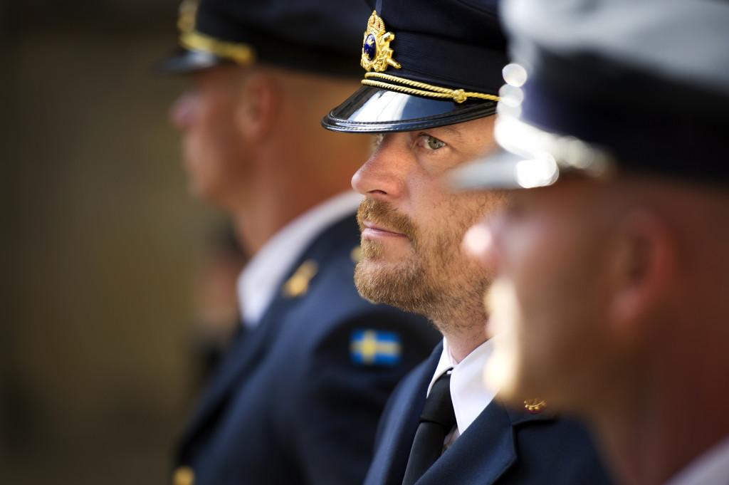 Fj Nicklas Gustafsson, Combat Camera, Försvarsmakten