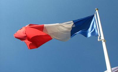franskflagga
