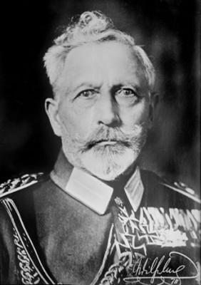 Tysklands siste kejsare Wilhelm II. Foto: Everett Historical / Shutterstock.com