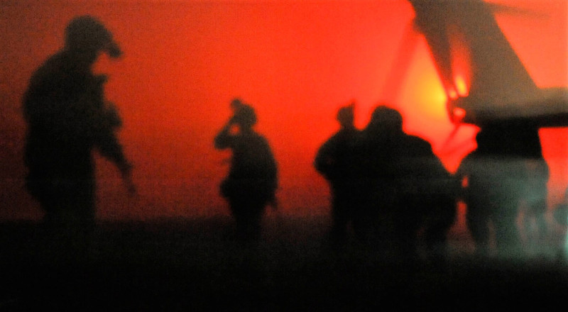 Foto: Sean M. Crowe, USAF.
