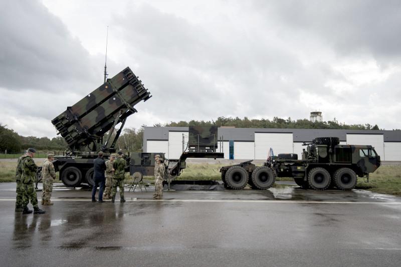 Ska Sverige köpa Patriot? Det är en fråga med många aspekter. Foto: Astrid Amtén Skage, Försvarsmakten.