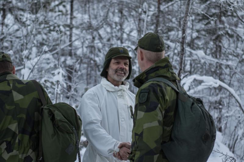 Foto: Jesper Sundström, Försvarsmakten.