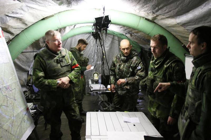 Foto: Mats Carlsson/ Försvarsmakten