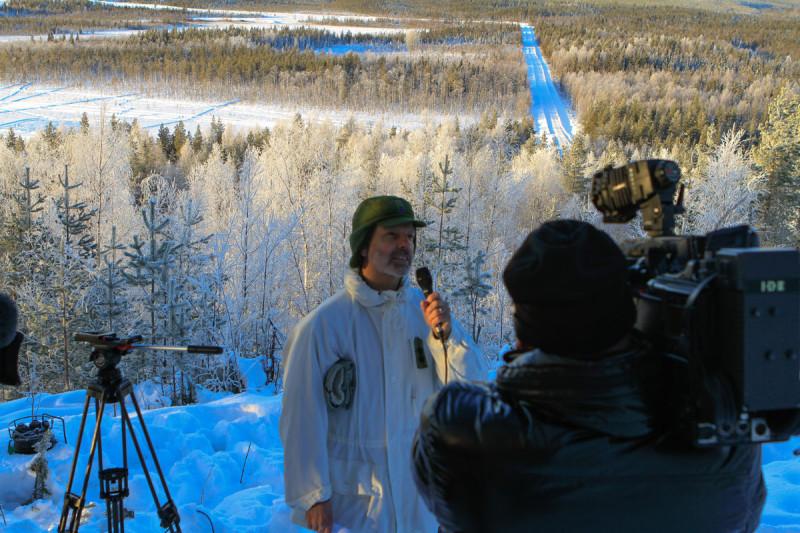Foto: Mats Carlsson, Försvarsmakten.