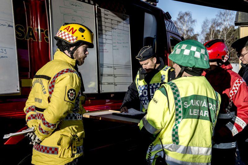 Hemvärnet och Försvarsmakten i övrigt behöver ett omfattande stöd ifrån samhällets civila aktörer. Foto: Astrid Amtén Skage, Försvarsmakten.