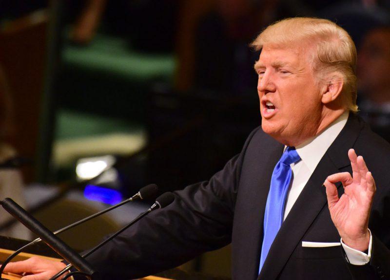 Donald Trump. Foto: Shutterstock.com