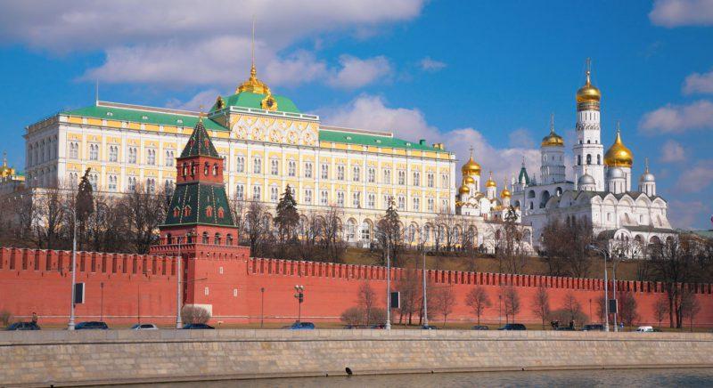 Den ryska ledningen bestrider all inblandning. Foto: Shutterstock.com