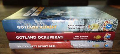 Böckerna om kriget på Gotland