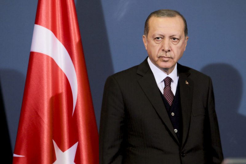 Turkiets president Recep Tayyip Erdogan. Foto: Sasa Dzambic Photography / Shutterstock.com