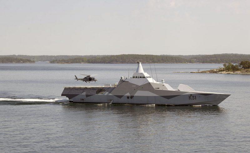 Foto: Jimmie Andersson, Försvarsmakten.