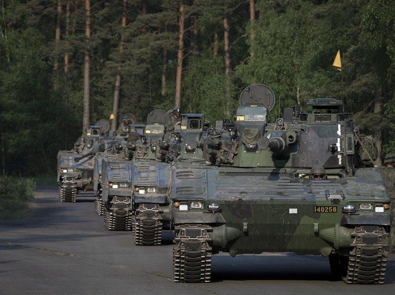 Foto: Joel Thungren, Combat Camera, Försvarsmakten.