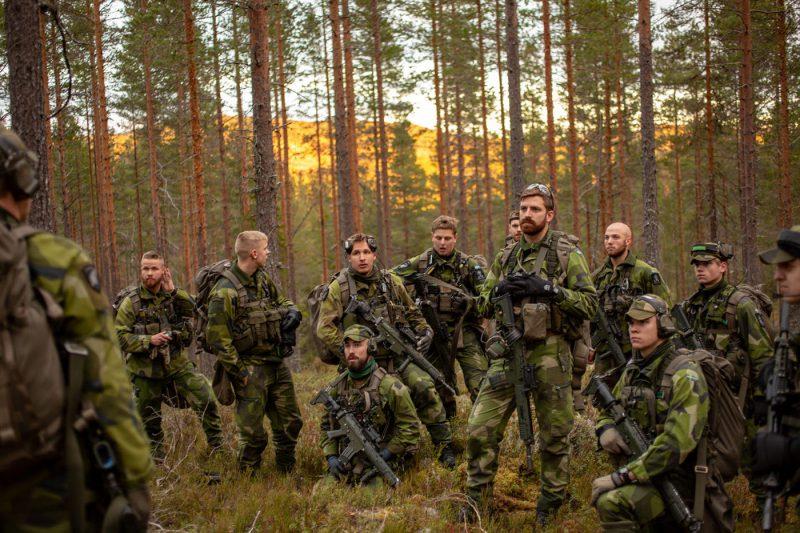 Författaren argumenterar för behovet av kvalificerade infanteriförband i norrlandsmiljö. Foto: Marcus Nilsson, Försvarsmakten.