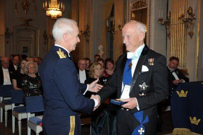 Sverker Göranson och Frank Rosenius. Foto: Cia Liljeton
