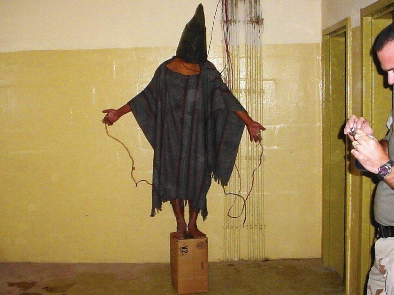 Foto: Oidentifierad fotograf, Irak 24 nov 2003, Publicerad av U.S. Army / Criminal Investigation Command