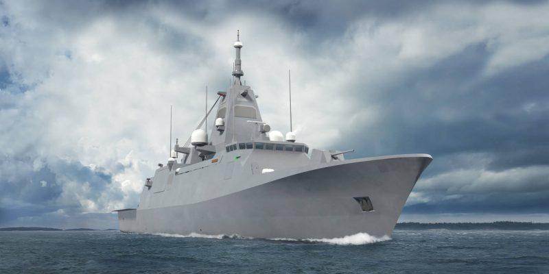 Flottilj 2020, projekt för utvecklande av den strategiska kapaciteten. Foto: Finska Försvarsministeriet.