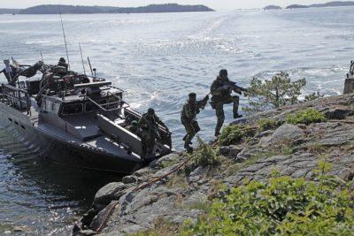 Fokus måste ligga på kärnverksamheten. Foto: Jimmie Andersson, Försvarsmakten.