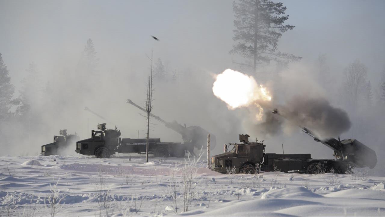Foto: Försvarsmakten.