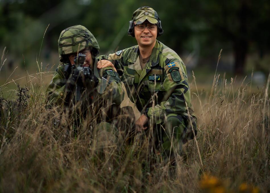 Foto: Axel Öberg, Försvarsmakten.