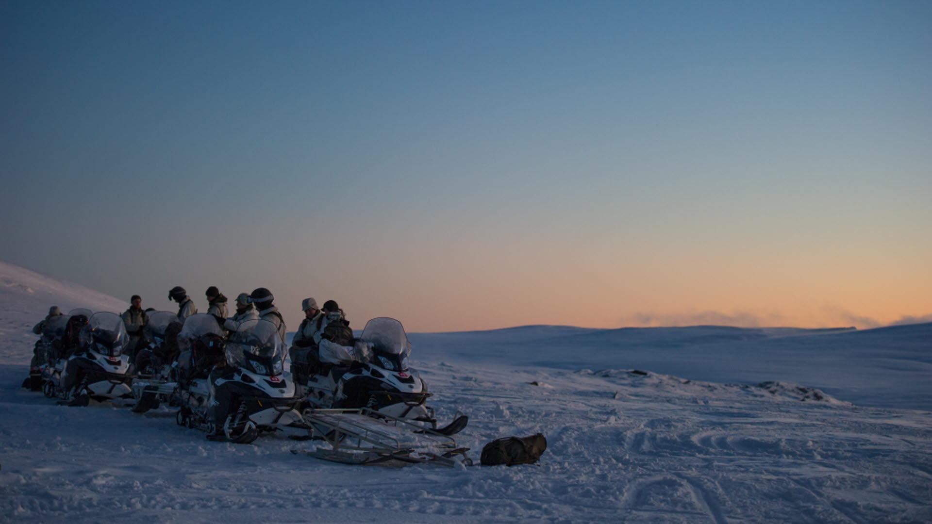 Foto: David Gernes/Försvarsmakten