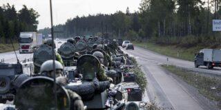 Foto: Joel Thungren, Försvarsmakten